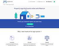 Legal Opinion Page - maatrum.com