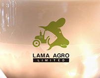 Logo Made for Lama Agro Limited