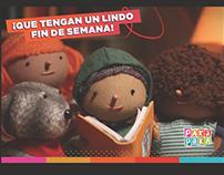 CUENTOS DE HABÍA UNA VEZ. TV Series.