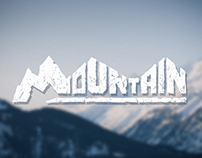 Website design and logotype «Mountain.Travel»