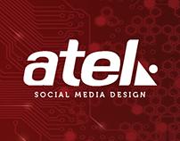 Atel Comunicaciones - Social Media Design
