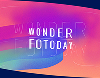 [style frame] Wonder Foto Day 2017 動態主視覺