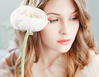 Miss Spring for Ellements Magazine
