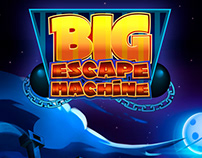 Big scape machine slot game