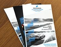 Pestana Algarve Race - Promotional Flyer