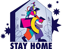 STAY HOME Project 2020