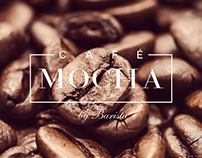 Cafe Mocha by Barista - Branding