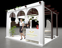 Ancient Sands – The Villas- Stand -2019