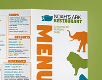 Noah's Ark Restaurant Rebranding