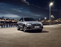 Audi Q3 for Audi Canarias