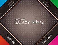 Artes diversas feitas para a Samsung (Cheíl)