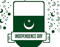 "Happy Independence Day "" Pakistan """