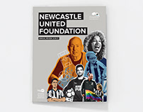Newcastle United Foundation Annual Review