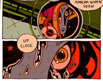 ORCA (4 p. comic)