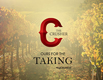 The Crusher Wines Campaign Development