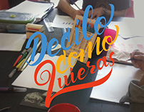 Workshop - Lettering & Calligraphy