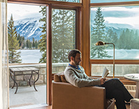 Jasper Park Lodge : Winter 2014/15 : Toolbox Design