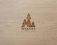 Sequoia National Forest logo design