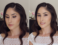 Kimberly C. - Bridal Makeup