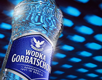 Wodka Gorbatschow - The Pure Soul of Vodka