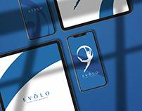 EVÒLO - Danza Aero Dinamica •• logo / identity / copy