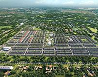 Dự án Gem Sky World Long Thành - Khu đô thị quy mô bậc