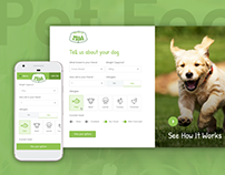 Bell & Duke - Raw Dog Food Website
