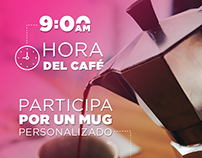 Campaña mugs