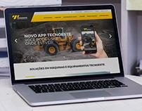 Website Responsivo - Tecnoeste