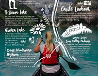 Banff & Lake Louise Infographics
