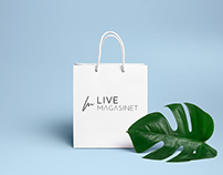 Visual identity | Livemagasinet