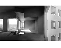 '9 Square Grid' - LA Mid-Rise Project