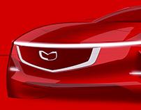 Mazda Sketches