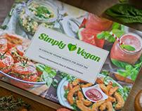 Simply Vegan - 90 einfache vegane Rezepte für jeden Tag