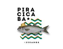 #Piracicaba250Anos