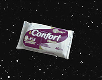 Confort · Húmedo
