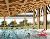 Indoor Swimming Pool, Český Brod