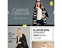 Falabella - Capas & Sweaters