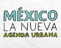 México, La Nueva Agenda Urbana