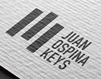 Juan Ospina Keys - Logo