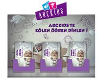 ARCKIDS CARD