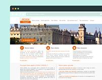 Website Sgha Conseil