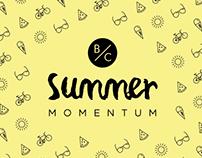 Summer Momentum