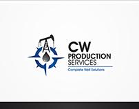 CW Production services logo