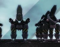 Mech Warriors