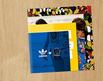 Lookbook Adidas x FARM