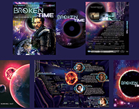 Broken Time -  DVD/Bluray package