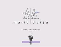 María Dvija | Photographer Branding