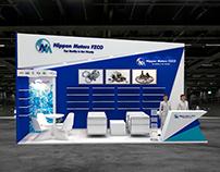 Nippon Motors Exhibition Design
