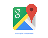 Microinteractions- Google Maps